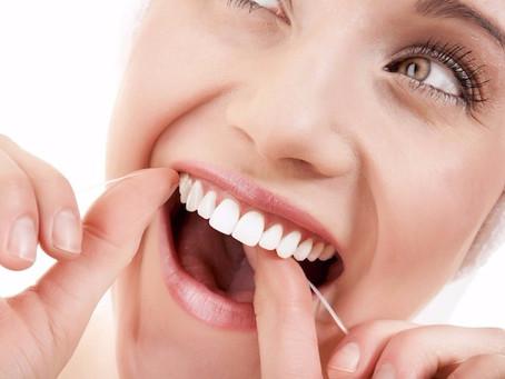 A importância do Fio Dental