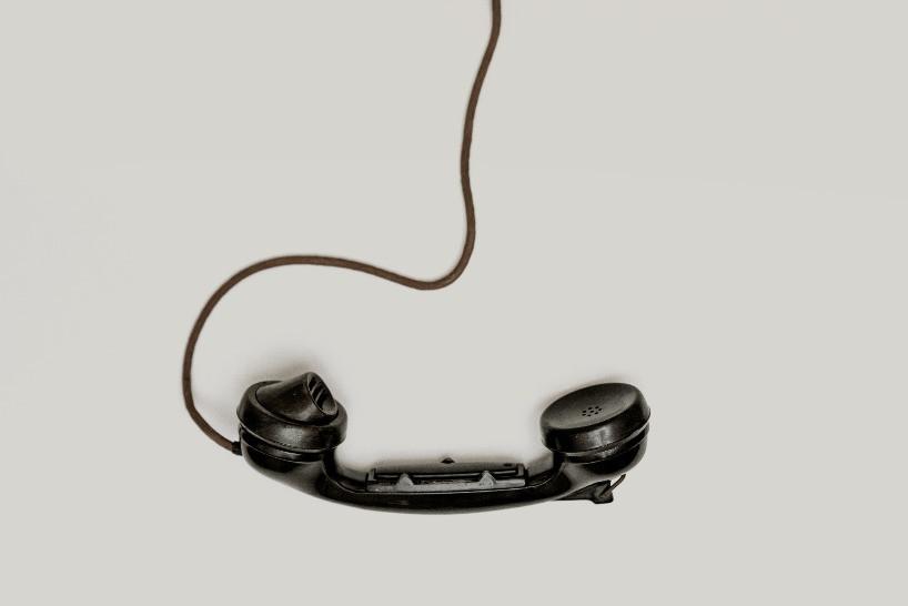 Phone call, reach out