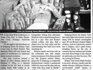 Valley Scene Magazine Review!