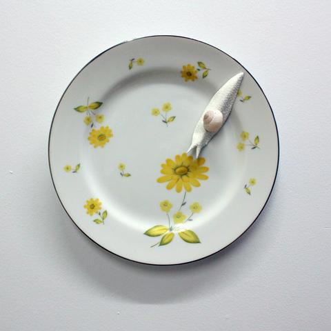 Traversing Yellow Flowers