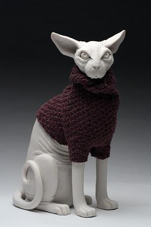 Sweatered Sphinx