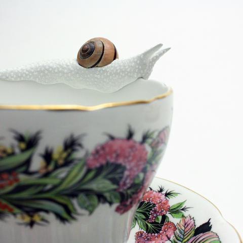 Traversing Painted flowers 6 (detail)