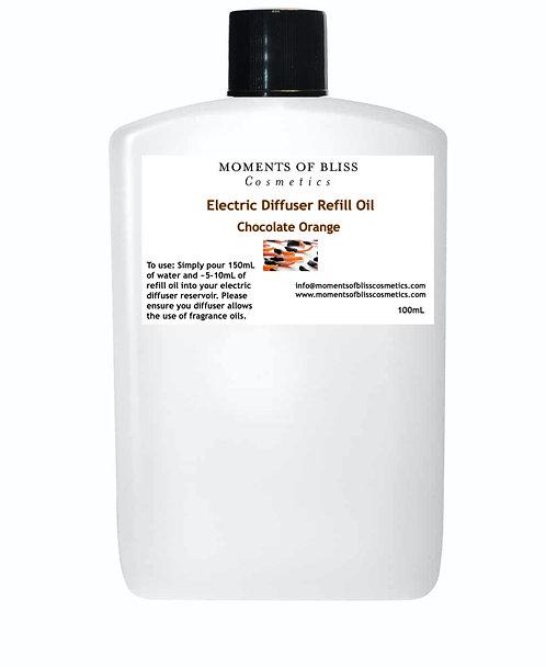 Chocolate Orange - Electric Diffuser Refill Oil