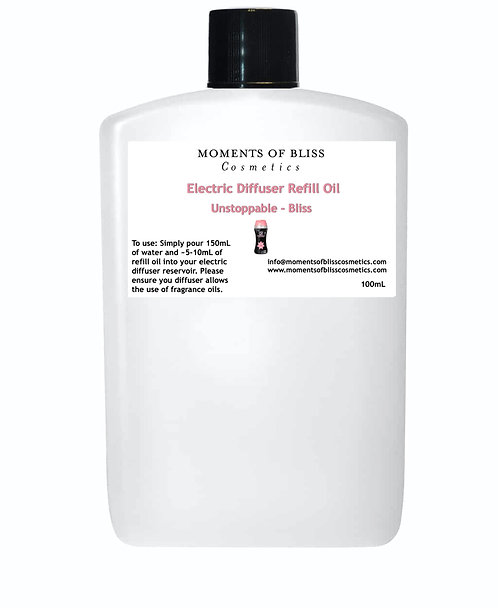 Unstoppable Bliss - Electric Diffuser Refill Oil