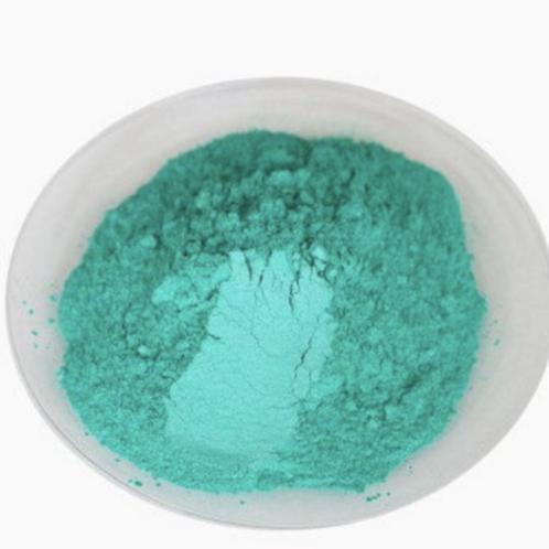 Turquoise Mica Powder