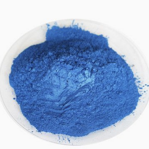 Royal Blue Mica Powder