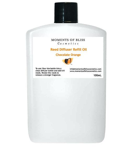 Reed Diffuser Oil Refill - Chocolate Orange