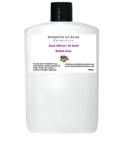 Reed Diffuser Oil Refill - Bubblegum