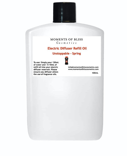 Unstoppable Spring - Electric Diffuser Refill Oil