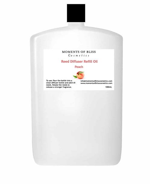 Reed Diffuser Oil Refill - Peach