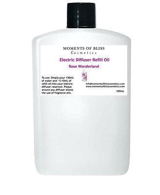 Rose Wonderland - Electric Diffuser Refill Oil