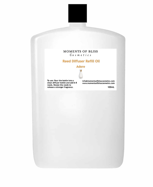 Reed Diffuser Oil Refill - Adore