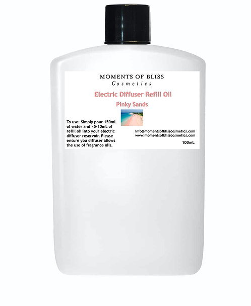 Pink Sands - Electric Diffuser Refill Oil