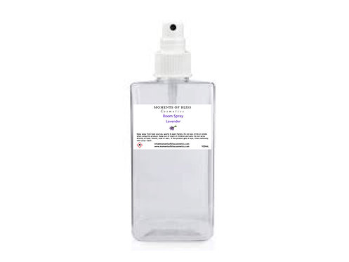 Lavender Essential Oil Room Spray