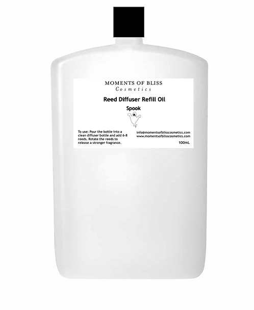 Reed Diffuser Oil Refill - Ghosts