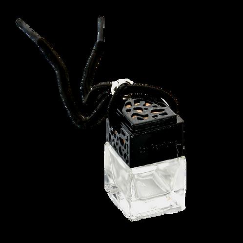 Black Car Diffuser Bottles With Fragrance (Packs of 4)