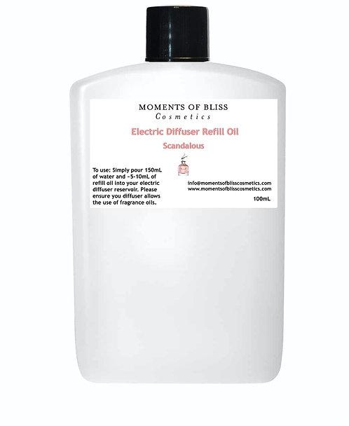 Scandalous - Electric Diffuser Refill Oil