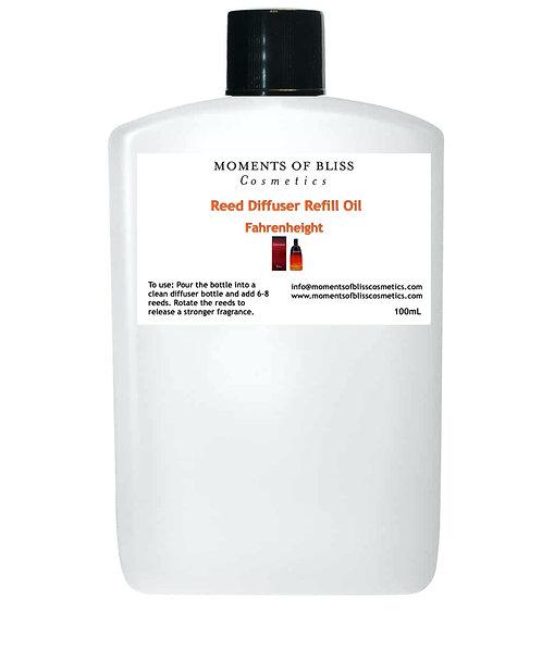 Reed Diffuser Oil Refill - Fahrenheight
