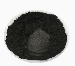 Abyss Black Mica Powder