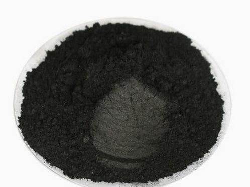 Abyss Black Mica Powder