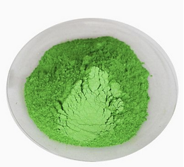Apple Green Mica Powder