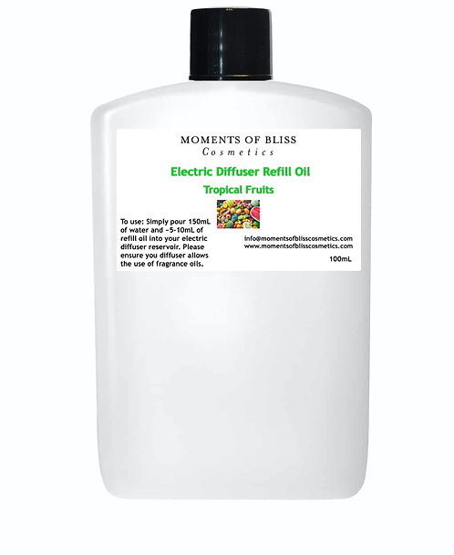 Tropical Fruits - Electric Diffuser Refill Oil