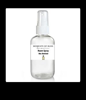 Room Spray -Bos Bottled