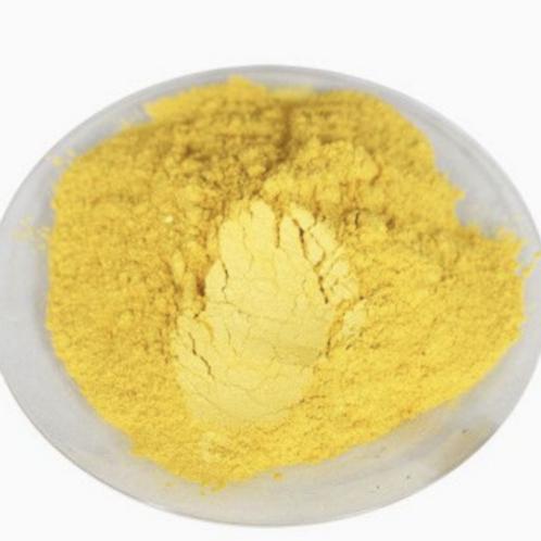 Lemon Yellow Mica Powder