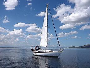sailing in rio