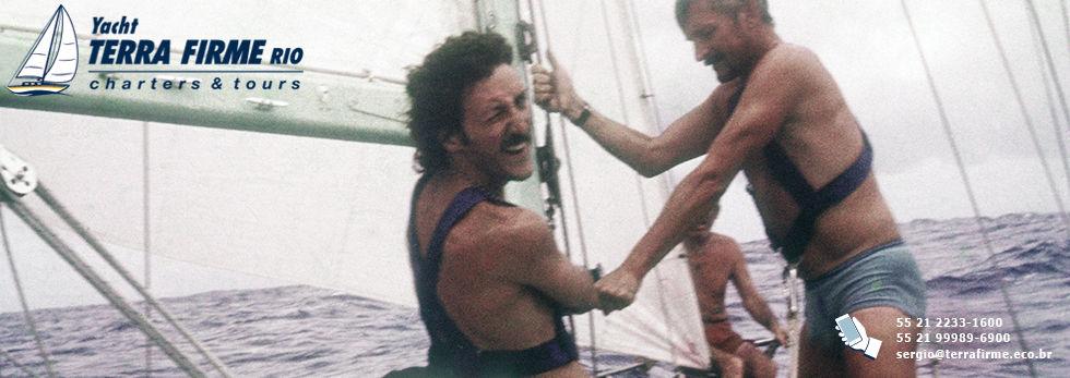 Sailing Rio de Janeiro
