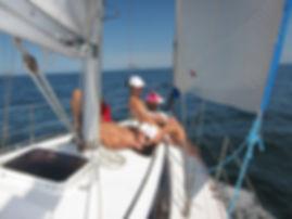 aluguel de veleiro