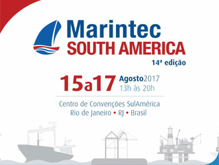 Come to see us at 14th Marintec Show