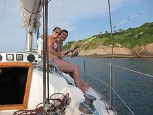 sailing in rio de janeiro