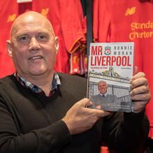 Paul Moran (Son of Ronnie Moran) - Liverpool, UK