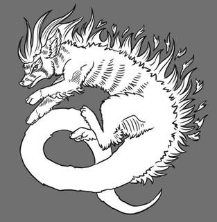 Fire-furious Pine Mertan