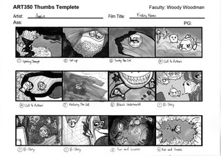 Mood and Key Scene casestudy of Finding Nemo