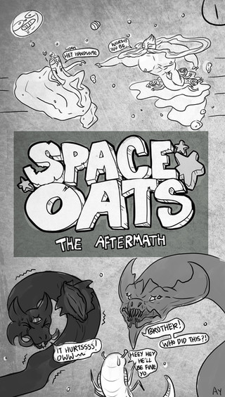 Space Oats episode concept
