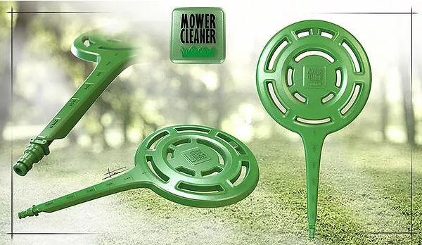 Lave tondeuse design