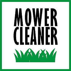 logo Mower Cleaner