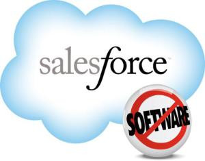 Salesforce CRM Now Offered by the Web and I
