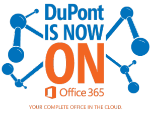DuPont Announces Complete Commitment to Office 365 in the New York Times