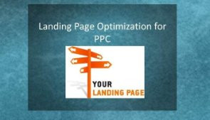 Landing Pages for Pay-Per-Click Advertising