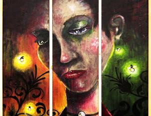 Firefly (Triptych)