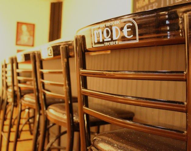 Mode Chair Decals