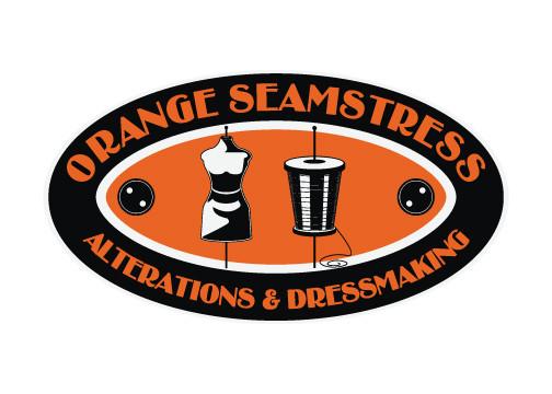 Orange Seamstress