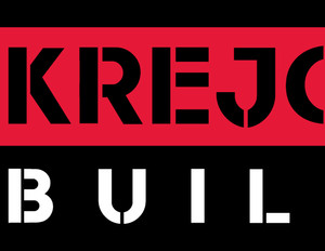 Krejcarek Builders - White Horizontal