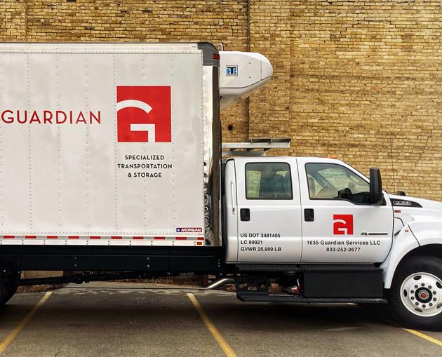 Guardian Vehicle Graphics