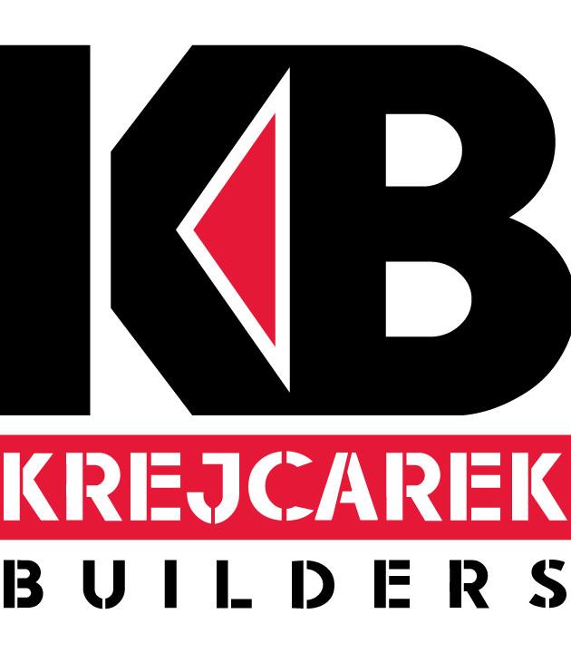 Krejcarek Builders - Black Vertical