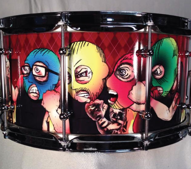 Masked Intruder Snare