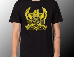 """Double Fister"" T-shirt Design"